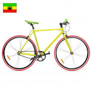 In den Rastafari Farben