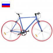 In den Russland Farben