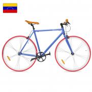 In den Venezuela Farben
